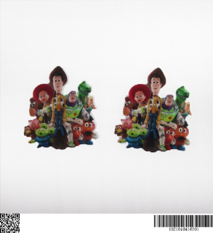 5 x 45MM TOY STORY LASER CUT FLAT BACK RESIN WOODY BUZZ HEADBANDS BOWS CRAFTS CARD MAKING